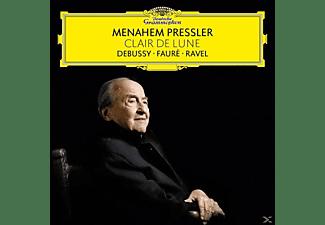 Menahem Pressler - Clair De Lune  - (CD)