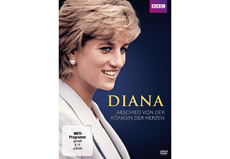 Dianas Tod-Abschied Von Der Königin Der Herzen  DVD