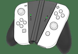 SPEEDLINK V-Grip 2-in-1 Handle Set, Nintendo Switch Controller Adapter, Schwarz