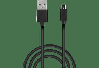 SPEEDLINK STREAM Play & Charge USB Kabel für PS4, Play & Charge Kabel, Schwarz