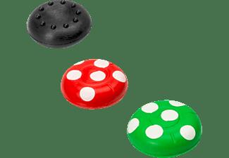 SPEEDLINK Stix Joy-Con Cap Set, Nintendo Switch Daumengrip, Mehrfarbig