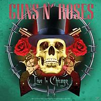 Guns N' Roses - LIVE IN CHICAGO [Vinyl]