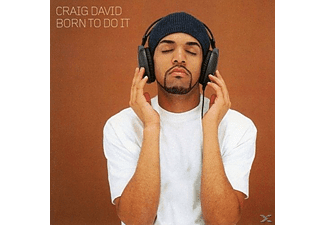 Craig David - Born to Do It  - (Vinyl)