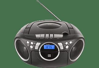 DUAL P 70 Radiorecorder, Schwarz