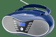 DUAL P 60 BT Radiorecorder (Blau)