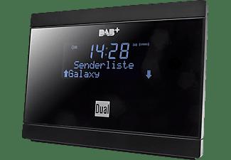 DUAL DAB 2A DAB+ Radioadapter, DAB+, FM, Schwarz