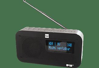DUAL DAB 71 DAB+ Radio, DAB+, FM, Schwarz