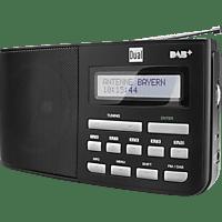 DUAL DAB 5.1 DAB+ Radio, Schwarz
