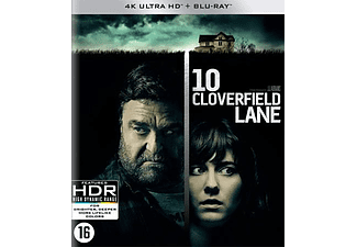 10 Cloverfield Lane | 4K Ultra HD Blu-ray