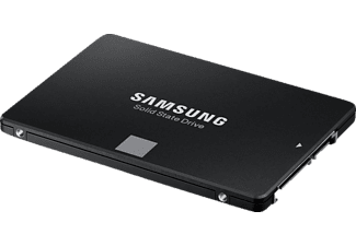 "SAMSUNG SATA SSD 860 EVO 2,5"", 500 GB, SSD, 2,5 Zoll, intern"