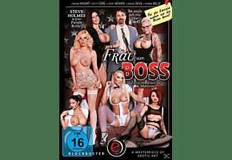 DIE FRAU VOM BOSS DVD