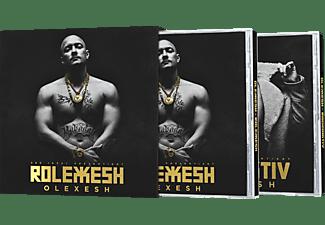 Olexesh - Rolexesh+Radioaktiv Tape  - (CD)
