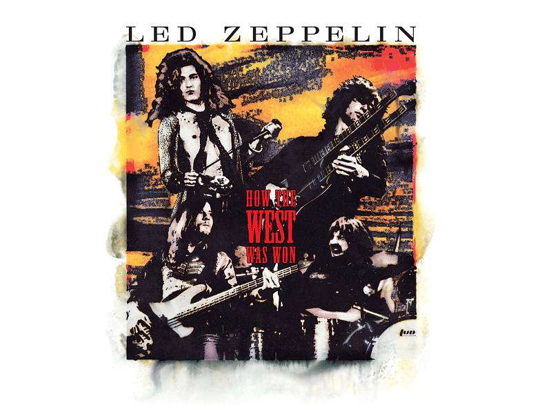 Led Zeppelin - How The West Was Won (Super Deluxe Boxset) [CD + DVD + LP]