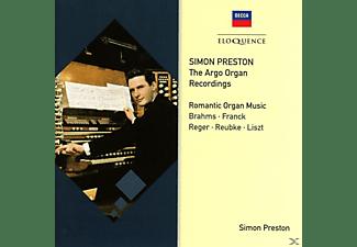PRESTON SIMON - PRESTON: DIE ARGO AUFNAHMEN-ROMANTIK  - (CD)