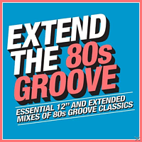 VARIOUS - Extend the 80s-Groove [CD]