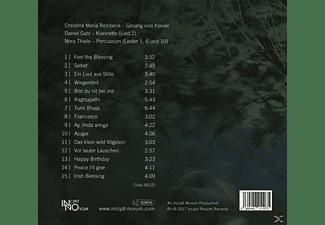Christine Maria Rembeck - Dahinter die Stille  - (CD)