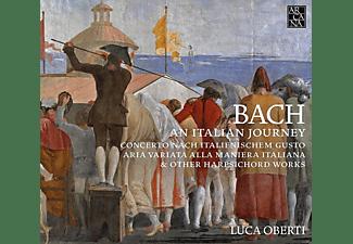 Luca Oberti - An Italian Journey  - (CD)