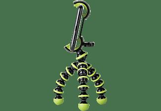 JOBY GorillaPod Mobile Mini Dreibein Stativ, Schwarz/Grün, Höhe offen bis 118 mm