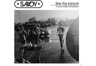 SAVOY - SEE THE BEAUTY IN YOUR DRAB HOMETOWN  - (CD)