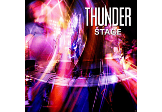 Thunder - Stage  - (CD)
