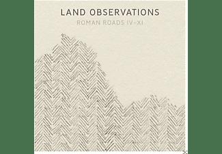 Land Observations - Roman Roads Iv - Xi (Clear Vinyl Lp + Cd)  - (LP + Bonus-CD)