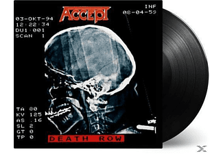 Accept - Death Row 180 gr  - (Vinyl)