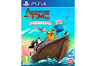 Adventure Time: Pirates of The Enchiridion PlayStation 4