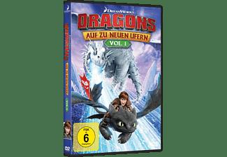 Dragons - Auf zu neuen Ufern Vol. 1 DVD