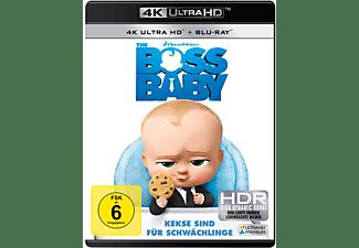 The Boss Baby 4K Ultra HD Blu-ray + Blu-ray