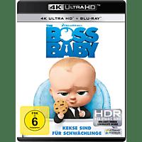 The Boss Baby [4K Ultra HD Blu-ray + Blu-ray]