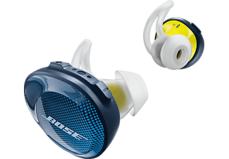 BOSE SoundSport Free - Écouteurs True Wireless (In-ear, Bleu)