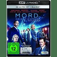 Mord im Orient Express [4K Ultra HD Blu-ray + Blu-ray]