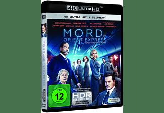 Mord im Orient Express 4K Ultra HD Blu-ray + Blu-ray