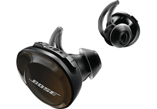 BOSE SoundSport Free Wireless, In-ear Kopfhörer Bluetooth Schwarz