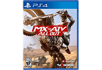 MX vs ATV All Out PlayStation 4