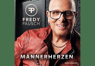 Fredy Pausch - Männerherzen  - (CD)