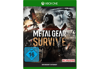 Metal Gear Survive - [Xbox One]