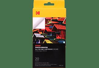 KODAK Sofortbild-Film Zink 5 x 75 mm 20er Pack Papier