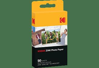 KODAK Sofortbild-Film Zink 5 x 75 mm A8 50er Pack Papier