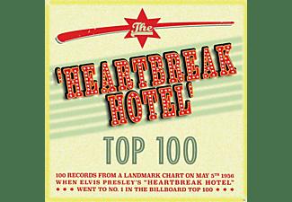 VARIOUS - The 'Heartbreak Hotel' Top 100  - (CD)