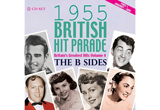 VARIOUS - 1955 British Hit Parade-The B Sides Part 1  - (CD)