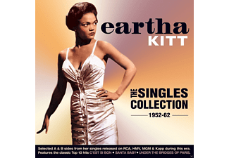 Eartha Kitt - The Singles Collection 1952-62  - (CD)