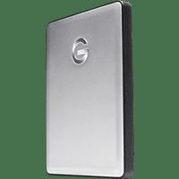 G-TECHNOLOGY G-DRIVE™ mobile, 2 TB HDD, 2.5 Zoll, extern