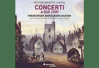 VON DER GOLTZ GOTTFRIED - CONCERTI A DUE CORI  - (CD)