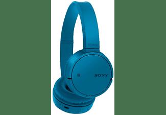 SONY Draadloze Hoofdtelefoon Blauw
