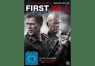 First Kill DVD