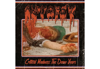 Autopsy - Critical Madness:The Demo Years (Vinyl LP)  - (Vinyl)