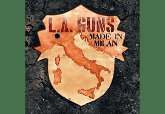 L.A. Guns - Made In Milan  - (Vinyl)