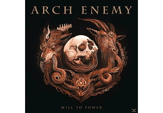 ARCH ENEMY - WILL TO POWER (+CD) - (Vinyl)