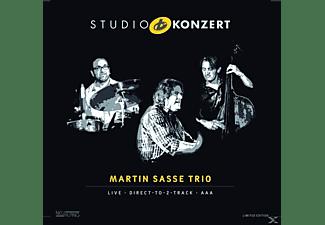 SASSE MARTIN - STUDIO KONZERT (180G VINYL LIMITED EDITION)  - (Vinyl)